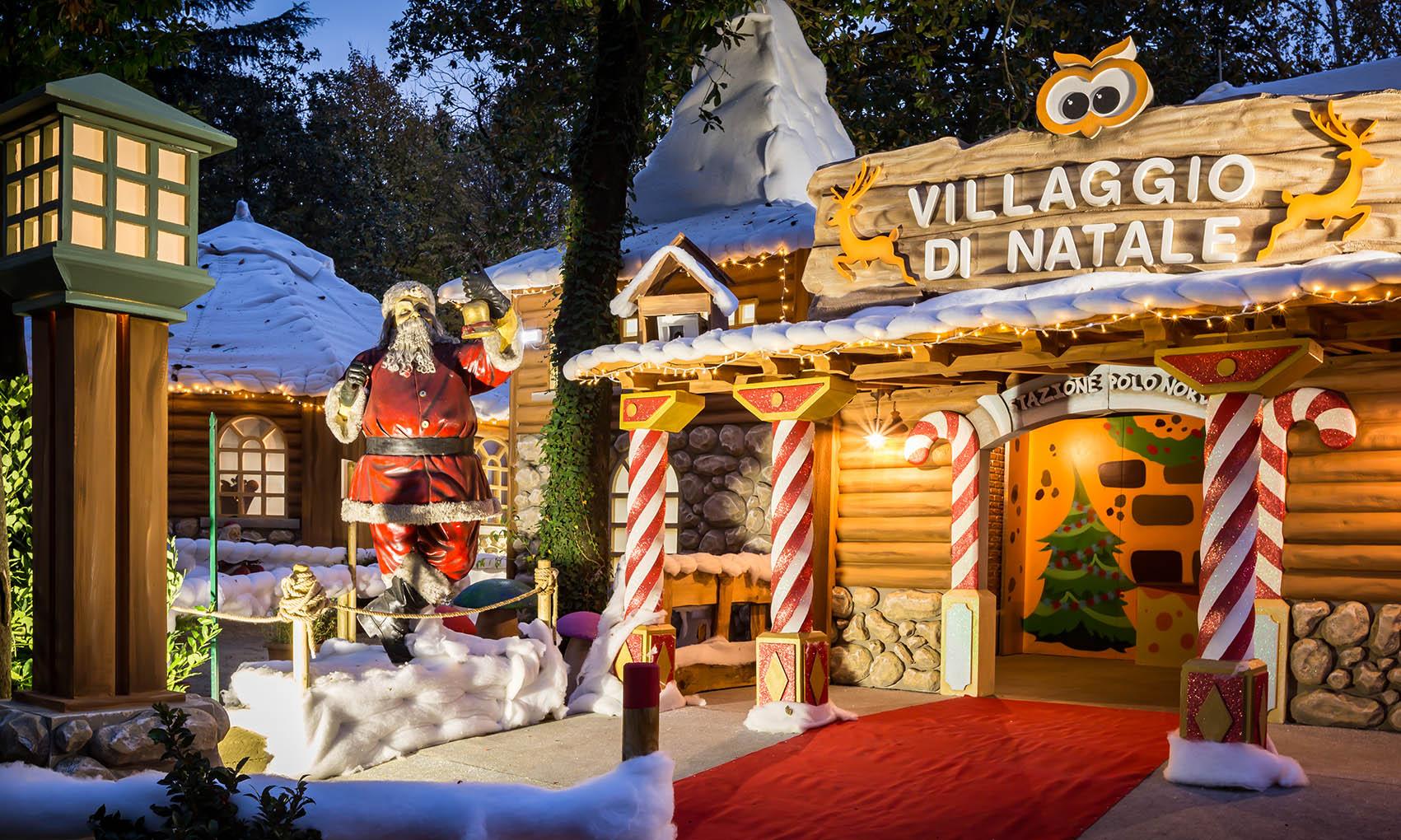 Arriva un enorme villaggio di Babbo Natale a Salerno.Ecco quando   Luci DArtista Salerno